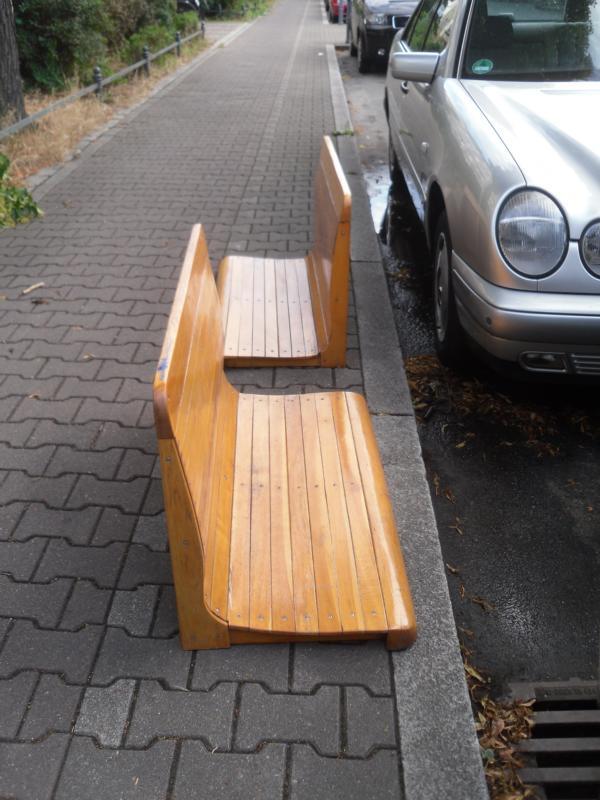 Die Holzklasse für die Küche - S-Bahn-Forum.de