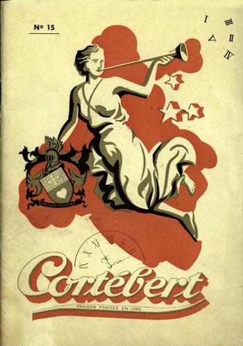 Cortebert 1948 Titel