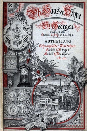 Haas 1890 Titel