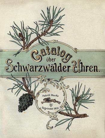 Haas 1905 Titel