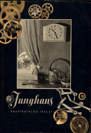 Küchenuhren Junghans 1936-1937