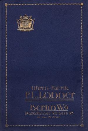 Löbner Berlin 1913 Titel
