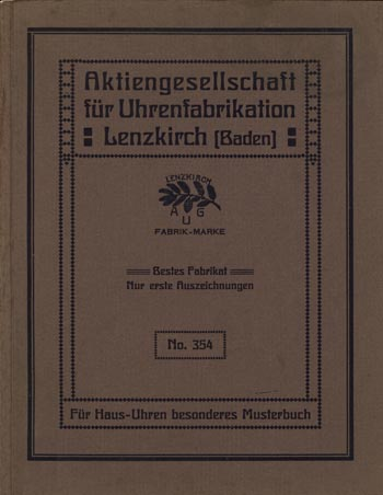 Lenzkirch 1911