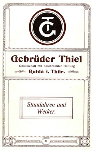 Thiel 1912