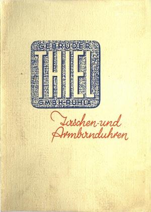 Thiel 1938