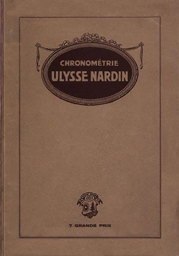 Ulysse Nardin 1925 Titel