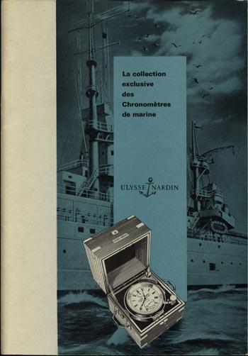 Ulysse Nardin 1967 Titel