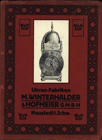 Winterhalder 1921 Titel