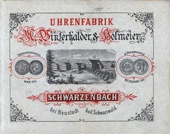 Winterhalder Katalog 1890 Titel