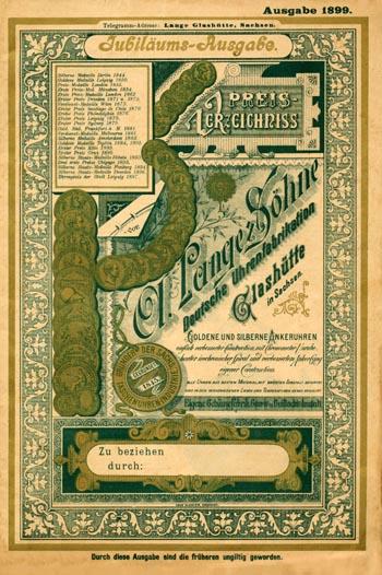 A. Lange 1899