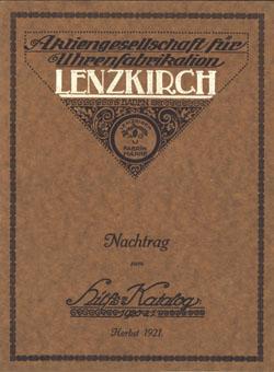 Lenzkirch Nachtrag 1921