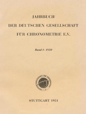 Technisches Jahrbuch der DGC