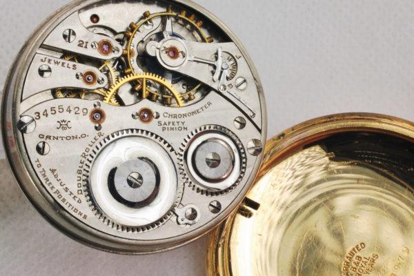 Chronometer 3455429 W