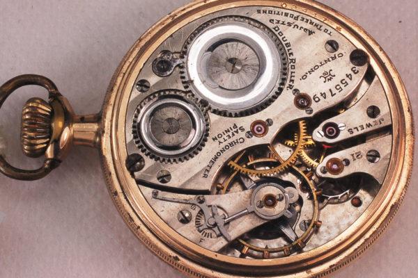 Chronometer 3455749 W